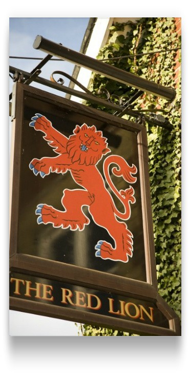 Red Lion Traditional Pub in Freshwater Isle of Wight